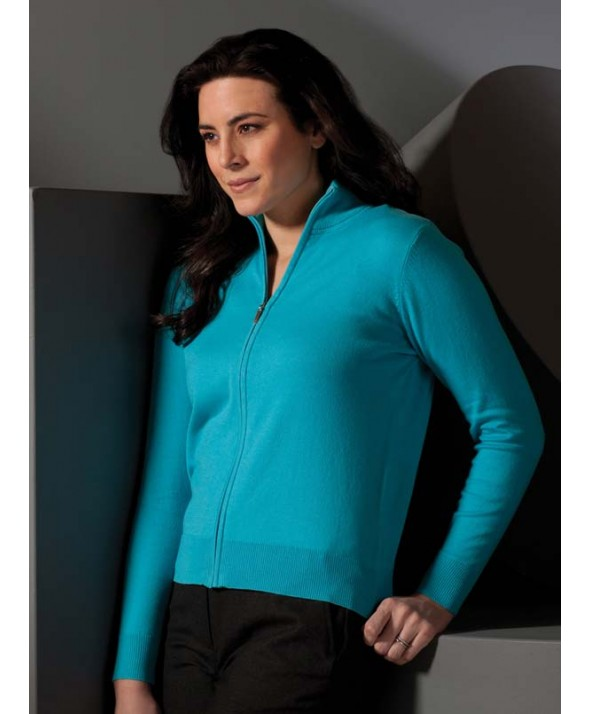 Edwards Garment 064 Women's Full ZipCardigans