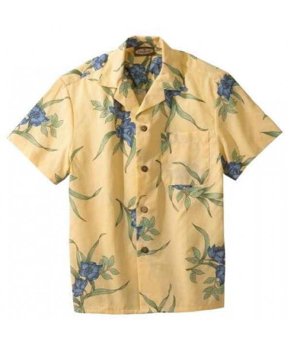 Edwards Garment 1016 Unisex Print Island Shirts (Short Sleeve)