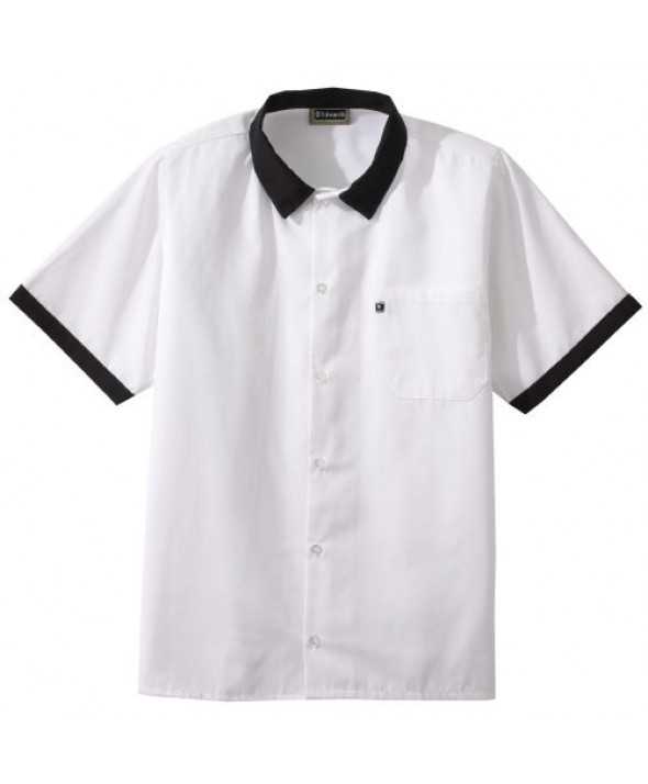 Edwards Garment 1303 5 Button Front Utility Shirts