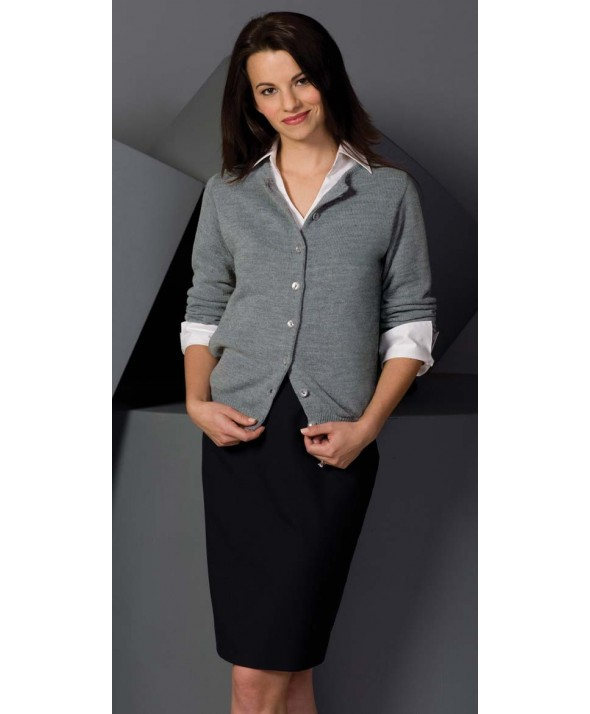 Edwards Garment 220 Women's Jewel NeckCardigans