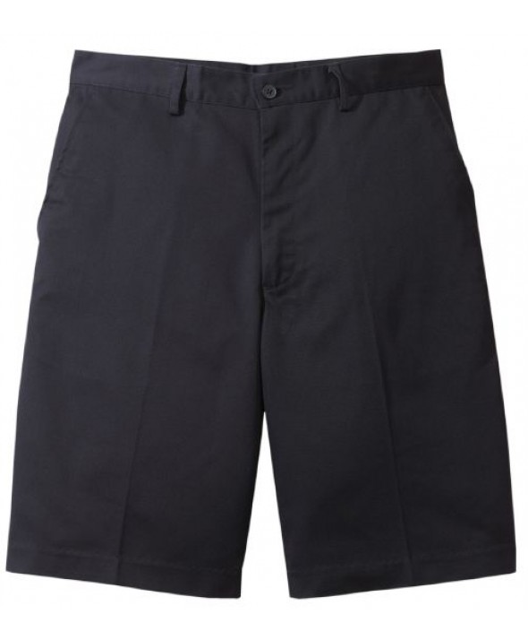 "Edward 2487 Men's Flat Front Utility Chino Shorts (11"" Inseam)"