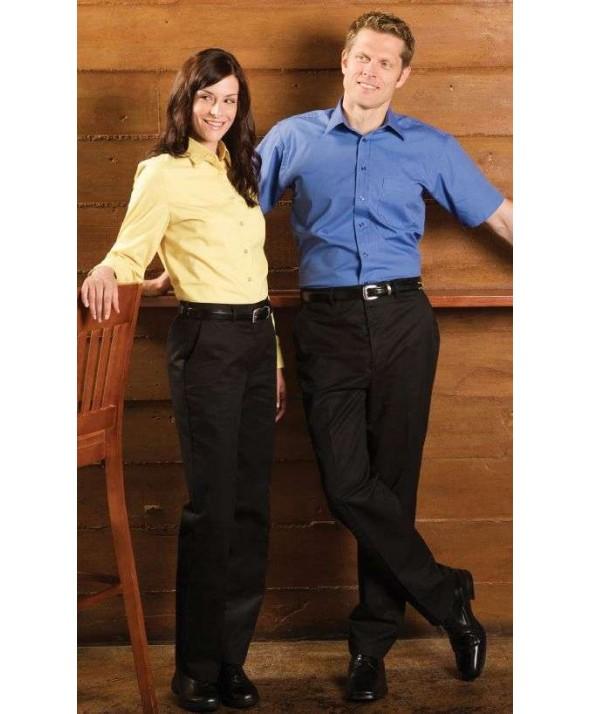Edward 8519 Women's Flat Front Pant