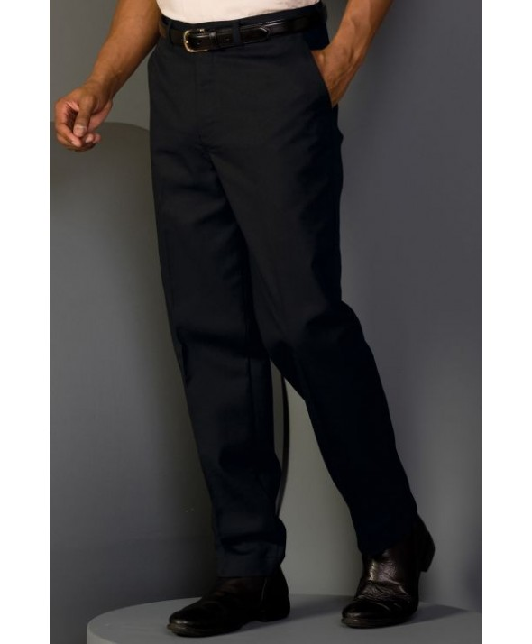 Edward 2570 Men's Flat Front Chino Pant
