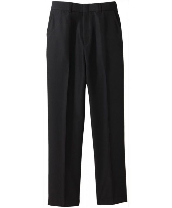 Edward 2720 Men's Plain Front Pant