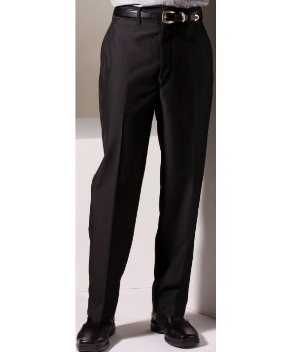 Edward 2750 Men's Plain Front Pant