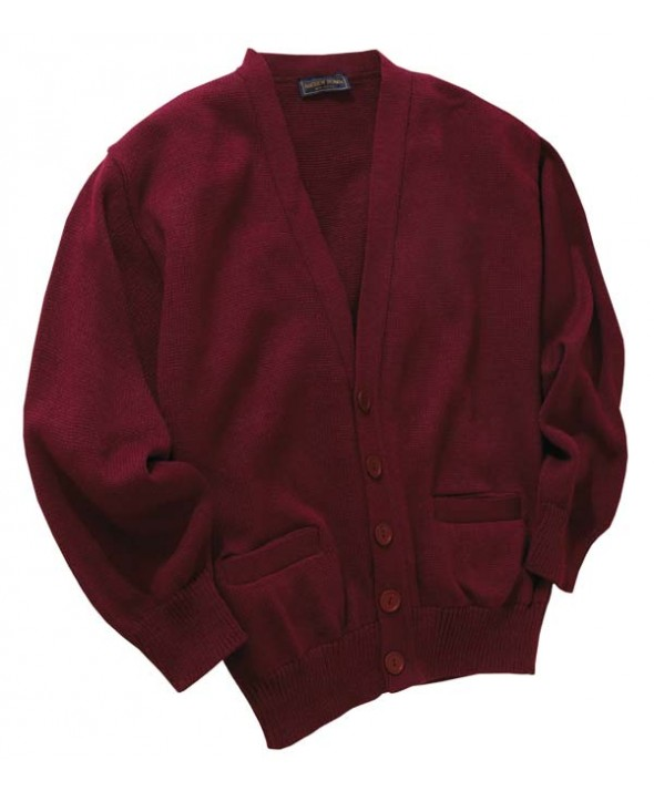 Edwards Garment 350 V-Neck Cardigan Sweaters