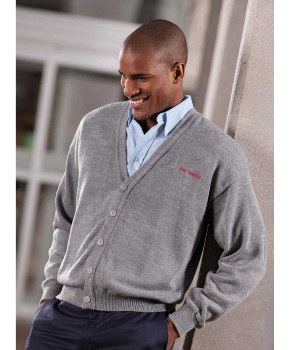 Edwards Garment 351 V-Neck Cardigan Sweaters