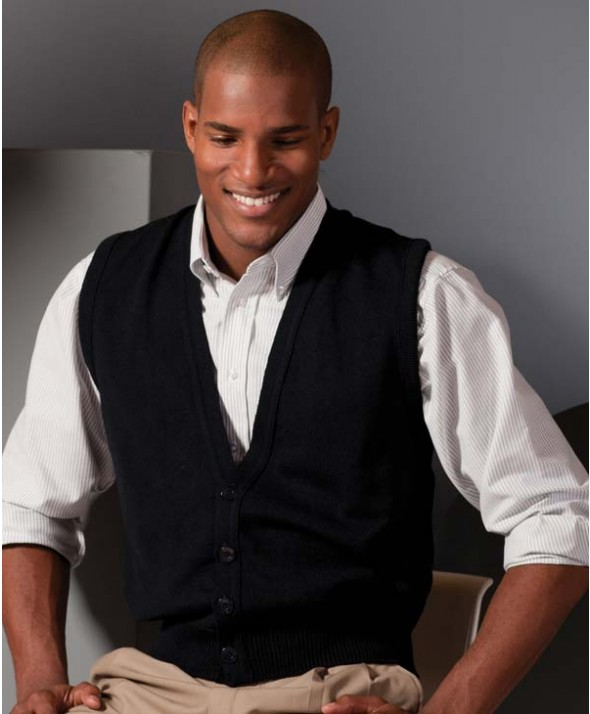 Edwards Garment 352 Button Front Vest