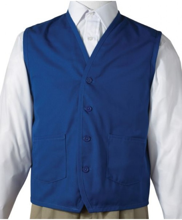 Edwards Garment 4106 Two Pocket Apron Vest