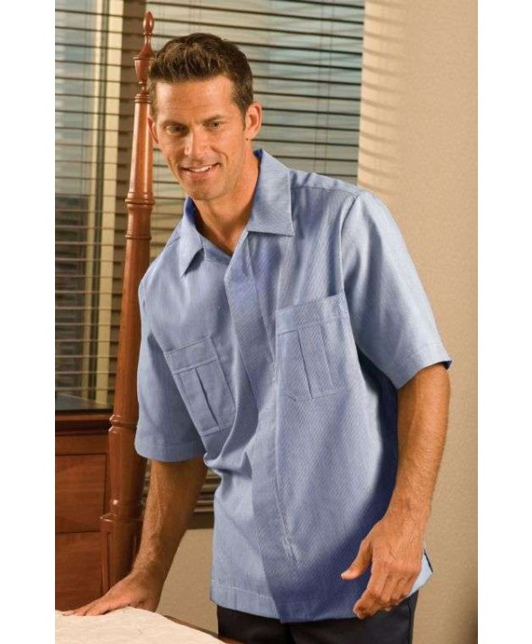 Edwards Garment 4275 Men's Junior Cord Service Shirts
