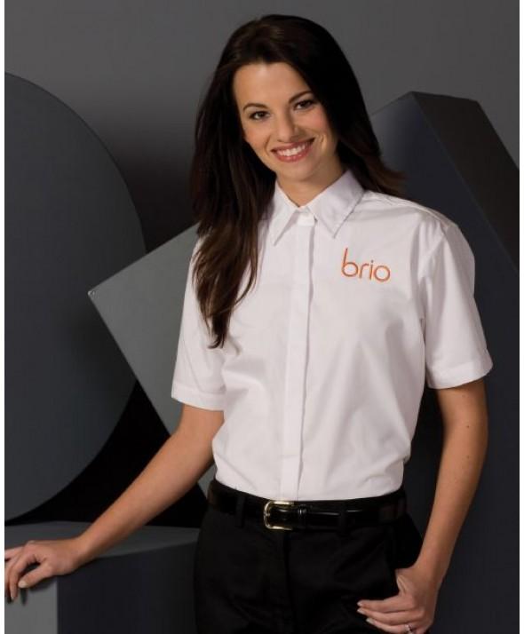 Edwards Garment 5240 Women's Caf Shirts (Short Sleeve)