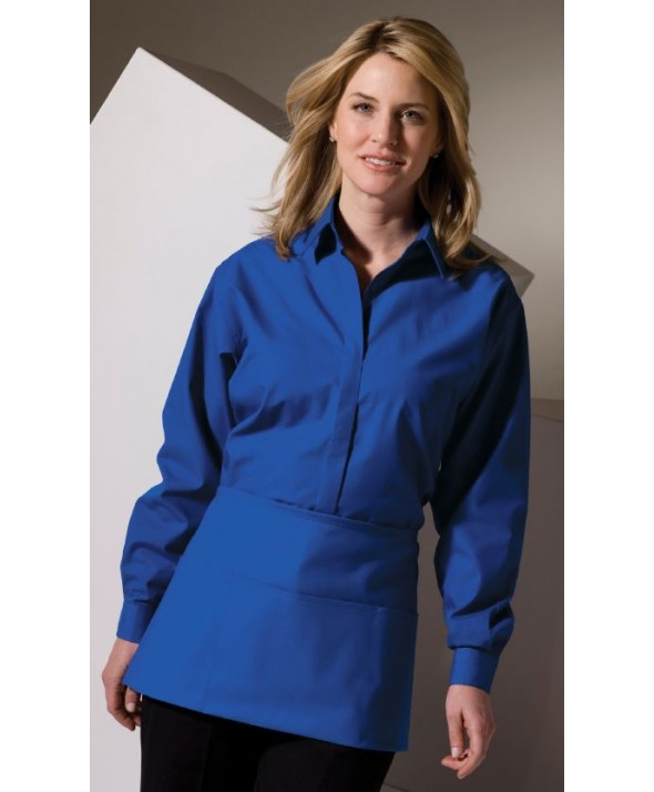 Edwards Garment 5290 Women's Caf Shirts (Long Sleeve)
