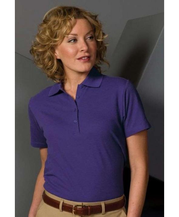 Edwards Garment 5500 Women's Piques  (Short Sleeve - No Pocket)