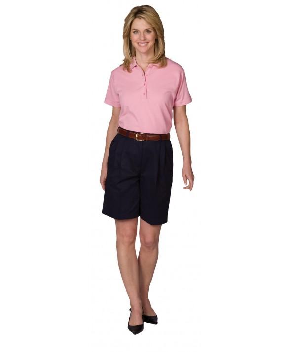 Edwards Garment 5530 Women's All Cotton Piques  (Short Sleeve)