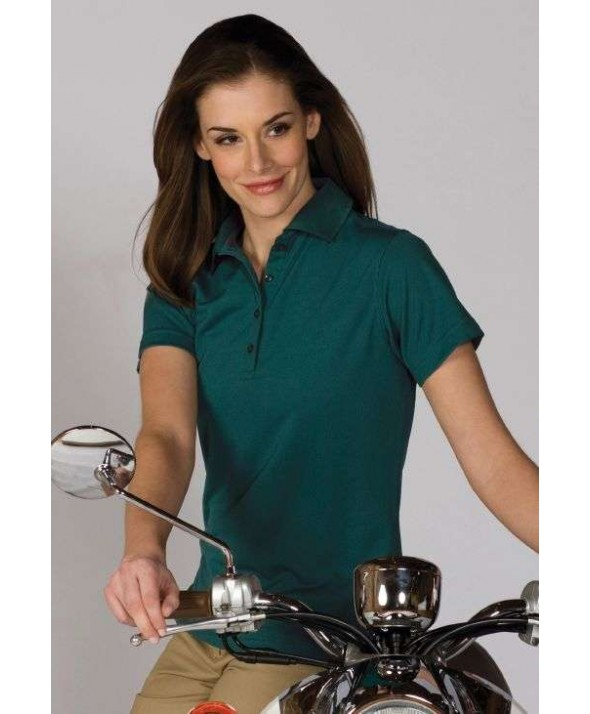 Edwards Garment 5576 Women's Dry-Mesh Solid Performance