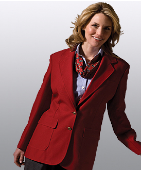 Edwards Garment 6500 Women's Value Blazer