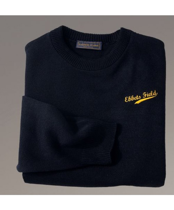 Edwards Garment 665 Crew Neck Sweaters