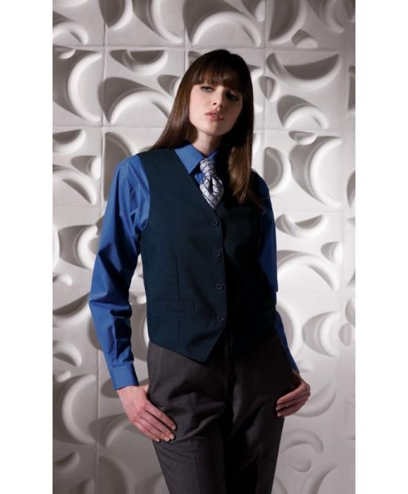 Edwards Garment 7490 Women's Polyester Vest