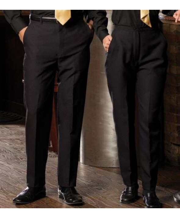 Edward 2290 Men's Plain Front Pant
