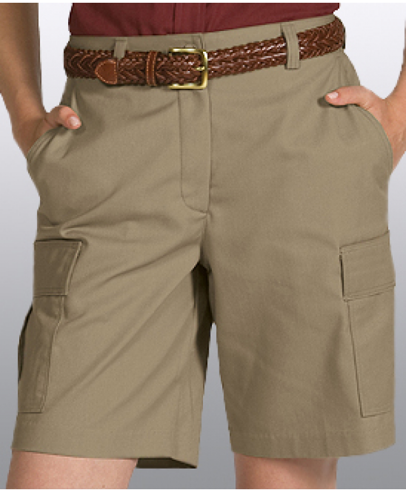 Edward 8468 Women's Cargo Utility Shorts