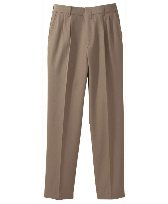 Edward 8629 Women's Pleated Front Pant