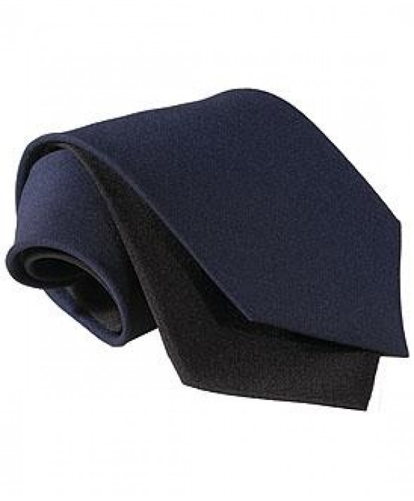 Edwards Garment CL22 Men's Tie - Solid Clip-On