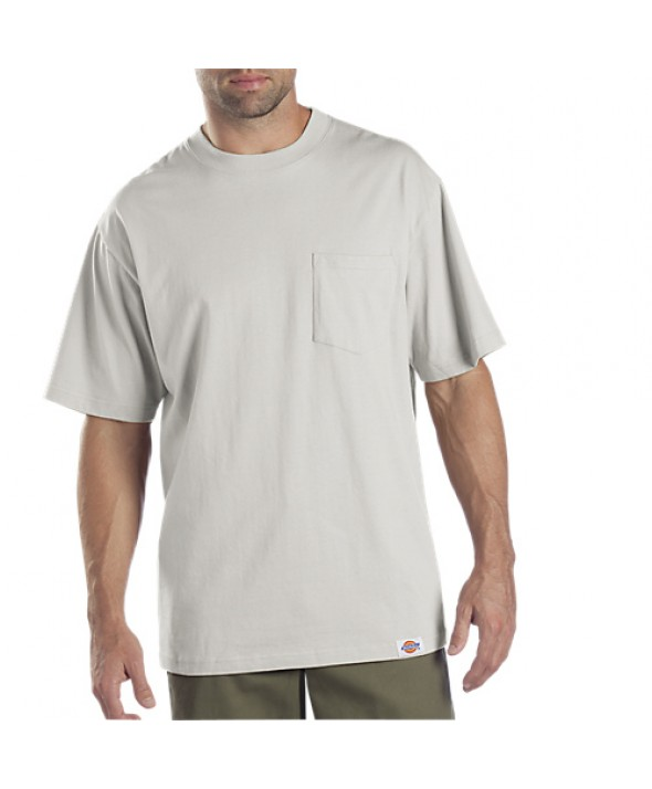 Dickies men's shirts 1144624AG - Ash Gray