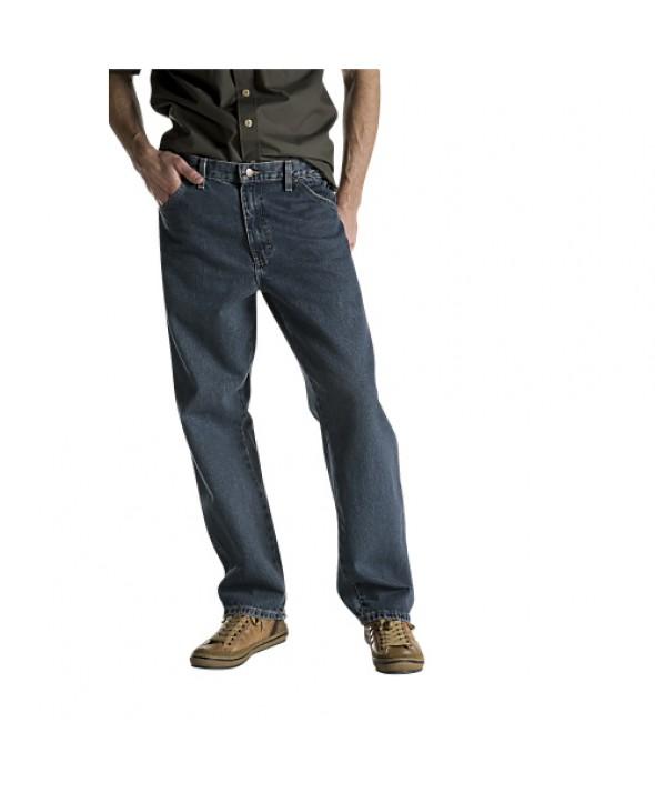 Dickies men's jean 5 pkt/paint/utility 13293THK - Tinted Heritage Khaki
