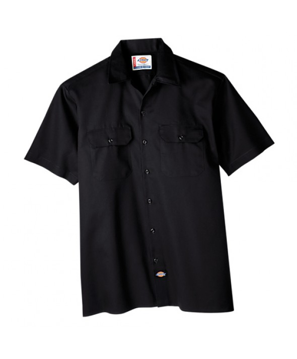 Dickies men's shirts 1574BK - Black