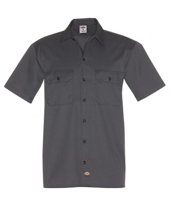 Dickies men's shirts 1574CH - Charcoal