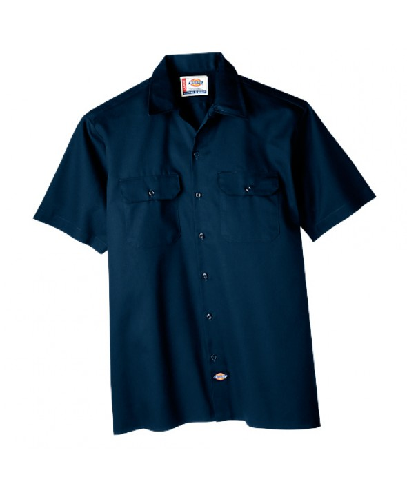 Dickies men's shirts 1574DN - Dark Navy