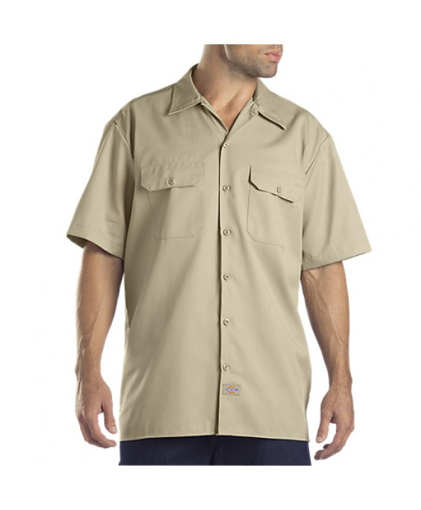 Dickies men's shirts 1574DS - Desert Sand