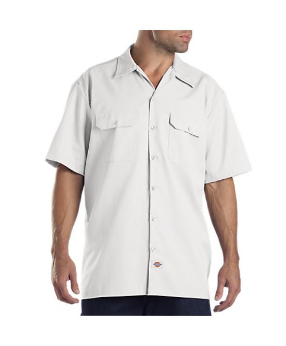 Dickies men's shirts 1574WH - White