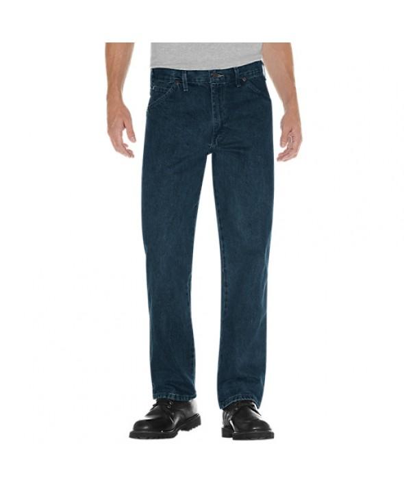 Dickies men's jean 5 pkt/paint/utility 17293THK - Tinted Heritage Khaki