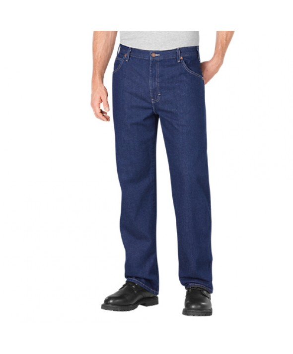 Dickies men's pants 18293SNB - Stonewashed Indigo Blue