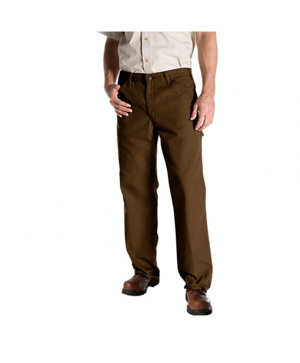 Dickies men's jean 5 pkt/paint/utility 1939RTB - Rinsed Timber