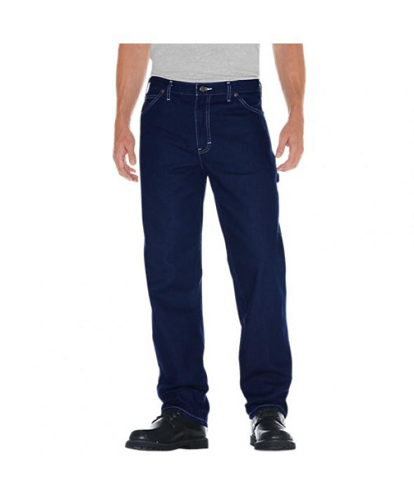 Dickies men's jean 5 pkt/paint/utility 1994NB - Indigo Blue