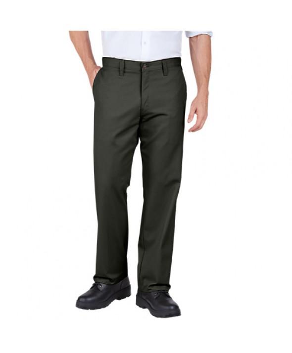 Dickies industrial men's pants 2112272OG - Olive Green