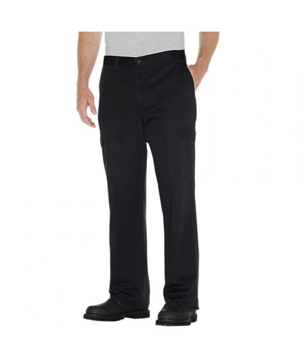 Dickies men's pants 23214RBK - Rinsed Black