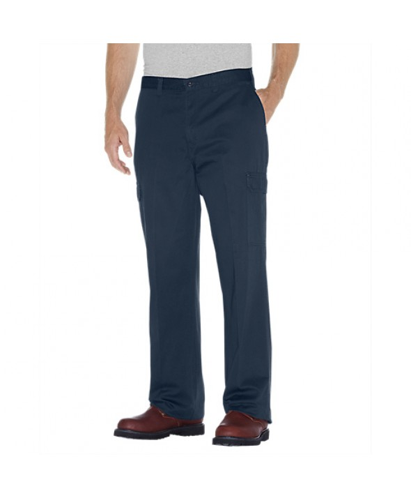 Dickies men's pants 23214RDN - Rinsed Dark Navy