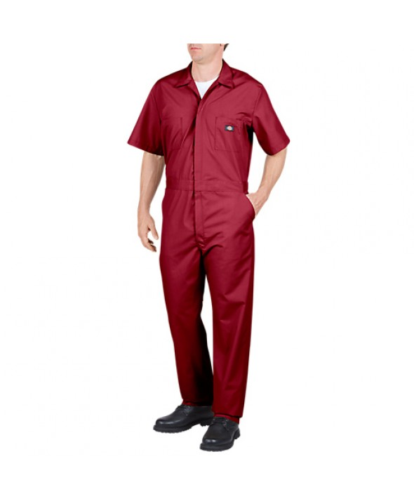 Dickies men's coveralls 33999RD - Red