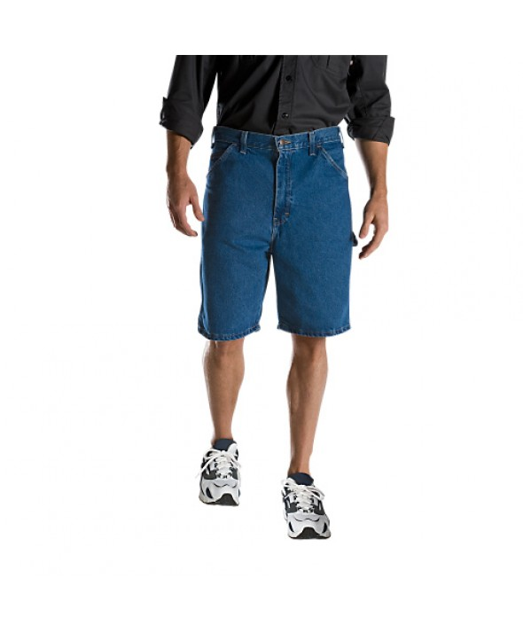 Dickies men's shorts 3993SNB - Stonewashed Indigo Blue