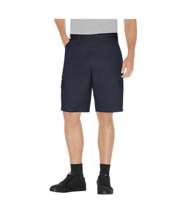 Dickies men's shorts 40214RDN - Rinsed Dark Navy