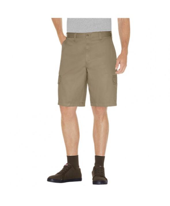 Dickies men's shorts 40214RKH - Rinsed Khaki
