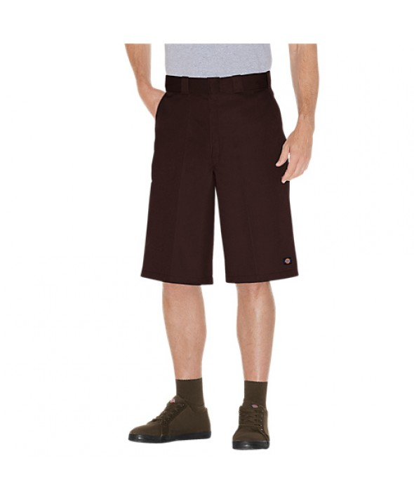 Dickies men's shorts 42283DB - Dark Brown