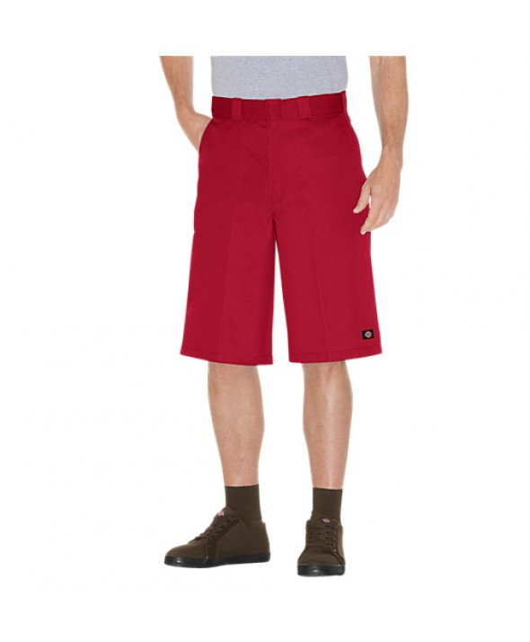 Dickies men's shorts 42283ER - English Red