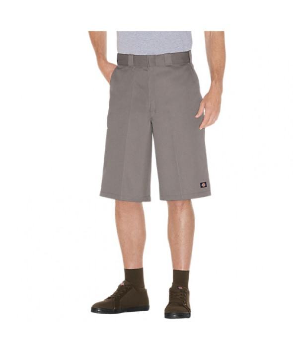 Dickies men's shorts 42283SV - Silver