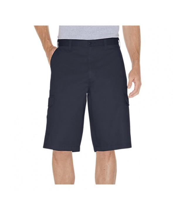 Dickies men's shorts 43214RDN - Rinsed Dark Navy