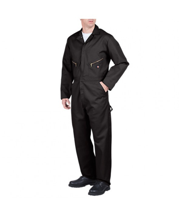 Dickies men's coveralls 48799BK - Black