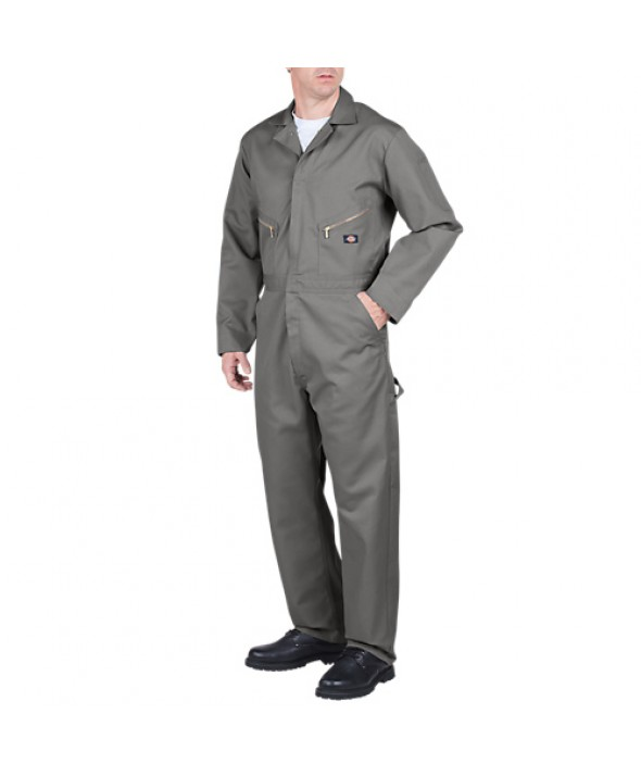 Dickies men's coveralls 48799GY - Gray